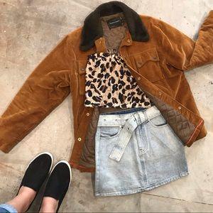 Vintage 70s Corduroy Jacket